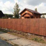 забор под ключ Тюмень
